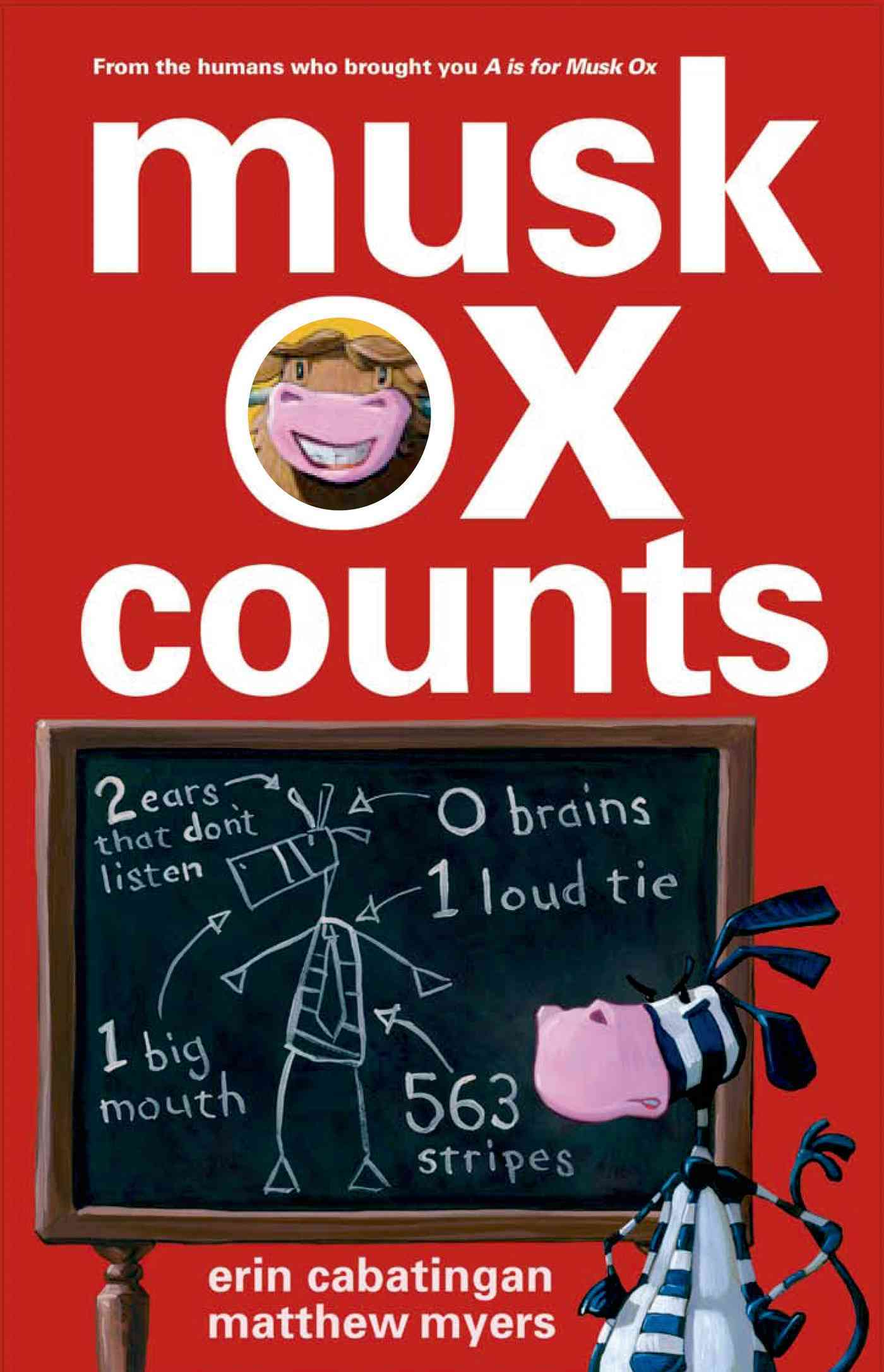 Musk Ox Counts By Cabatingan, Erin/ Myers, Matthew (ILT)